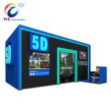 De overzee Bioskoop van de Investering Amusment 4D 5D 6D