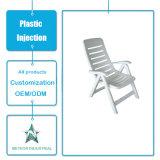 カスタマイズされたプラスチック製品の屋外の庭の家具表および椅子の一定の注入