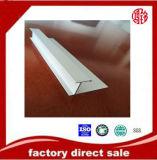 Aluminiumstrangpresßling anodisiertes verfilztes Profil für moderne Möbel
