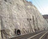 Maglia di protezione del pendio del collegare dell'acciaio inossidabile della Cina