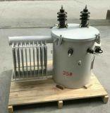 11kv trasformatore montato a pedale ad olio singolo a fase fissa con buon prezzo