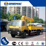 Новый Sqs200 Dongfeng 6X4, смонтированные на грузовиках кран