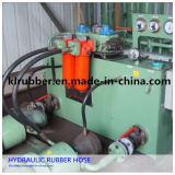 Caucho hidráulico Asamblea manguera de la máquina hidráulica