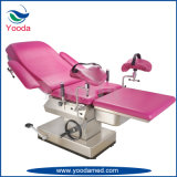PLC Control Hospital Gynecology Ginecología Obstetric Delivery Table