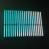 Luz ao ar livre da câmara de ar do diodo emissor de luz de 1m DC24V DMX RGB