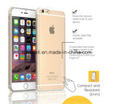 De mobiele Bijkomende Douane van de Telefoon de Duidelijke Zachte Telefoon Case/Cover van de Cel TPU voor iPhone 6/6s plus