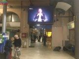 Indoor P4mm mur de LED écran vidéo pour l'hôtel du centre commercial de la publicité de magasin