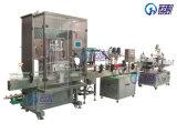 Machine de remplissage automatique de bouteille de shampoing avec la ligne de conditionnement