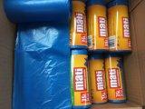 Sachets en plastique chauds de vente pour l'usage de rebut