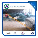 Utilizados na protecção das margens do Rio 2X1X1m revestido de PVC Caixa de gabião
