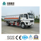 Carro de petrolero caliente de Fule del buque de petróleo de Sinotruk HOWO de la venta de 10t-50t