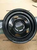 Cerchione d'acciaio di SUV 4X4 fuori dall'orlo d'acciaio di Whee della strada
