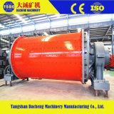 Máquina do moinho de esfera da eficiência elevada para o cimento de Feldspato do minério