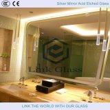 De Spiegel van de deur en de Spiegel van de Lift met de Zilveren Spiegels en Spiegel van het Aluminium