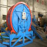 Zps 900 heißer Verkaufs-Reifen des Schrott-Gummireifen-Reißwolf-ISO9001, der Maschine aufbereitet