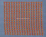 Het hete alkali-Bestand Netwerk van de Muur van de Glasvezel van de Verkoop 160G/M2 Materiële
