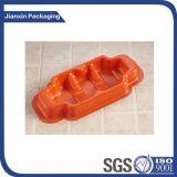 Plastiktellersegment für das elektronische Produkt-Packen