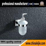 Erogatore accessorio del sapone dell'acciaio inossidabile di rivestimento di Mirro della stanza da bagno unica