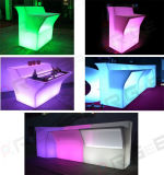 Cambio de color LED Muebles Sofá y barra de LED Contador de la mesa