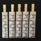 Baguettes de bambou de logo d'impression d'usine de Perfessional Chine