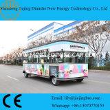 Carro móvel ao ar livre do alimento de China com Ce