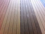 Decking de madeira novo da grão WPC
