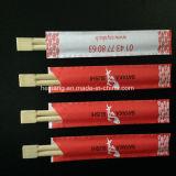 Палочка бамбука близнеца Semi-Closed и полной бумаги/пластичной втулки