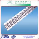 Cadenas Sideflex de acero inoxidable para cadenas transportadoras (SS881TAB-K325)
