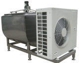 El uso industrial de tipo vertical 500L de leche Tanque de refrigeración
