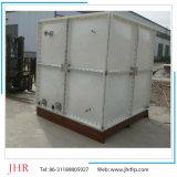 Квадратный секционный бак для хранения воды панели стеклоткани GRP SMC FRP