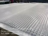 プラスチック排水の窪みシート