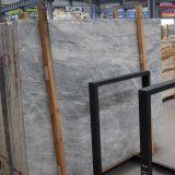 カウンタートップのタイルのためのイタリアのWood-Grainの灰色の大理石の平板