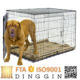 Наилучшее качество клети собаки из нержавеющей стали