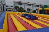 Het opblaasbare het Vechten van de Gladiator Spel van de Sporten van het Stuk speelgoed van de Arena