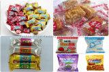 Широко используемая полноавтоматическая машина упаковки конфеты хлопка автоматическая в Foshan