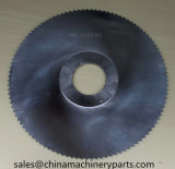 La circular de aluminio del HSS del corte de KZ Rod vio la lámina