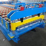 1000 Dach-Plattform-Panel-Rolle, die Maschine für Nigeria bildet