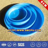 Schwarzes Quadrat Belüftung-Rohrfitting-Plastikgroßhandelsschutzkappe/Stecker