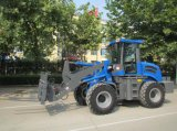 parte frontale Wheel Loader EU3 Engine di 1.5ton Mini