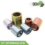 Puntale idraulico del montaggio di tubo flessibile del acciaio al carbonio del tubo flessibile R13