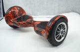 10 pollici la maggior parte della rotella popolare del modello 2 si levano in piedi in su il motorino dell'equilibrio elettrico