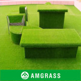 عشب اصطناعيّة ومرج اصطناعيّة لأنّ حديقة