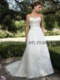 Robe de mariage de formation d'amoureux (AP2024)