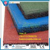 Betonmolen van de Tegels van de veiligheid de Rubber/Tegel van de Vloer van de Speelplaats de Rubber