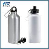L'aluminium fait sur commande de bouteille d'eau d'impression folâtre la bouteille d'eau pour Pormotion