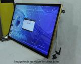 28inch人間の特徴をもつシステム壁に取り付けられた広告LCDパネルスクリーンLgt-Bi28-2