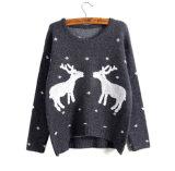 Progettare il maglione per il cliente brutto di natale delle lane del Knit di alta qualità