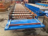 Porte d'obturateur de roulis en acier de couleur formant des machines