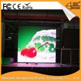 Alluminio che fonde sotto pressione lo schermo di visualizzazione locativo dell'interno del LED di colore completo P3