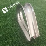 ワイヤーロープのためのステンレス鋼のヨーロッパのタイプワイヤーロープの指ぬき
